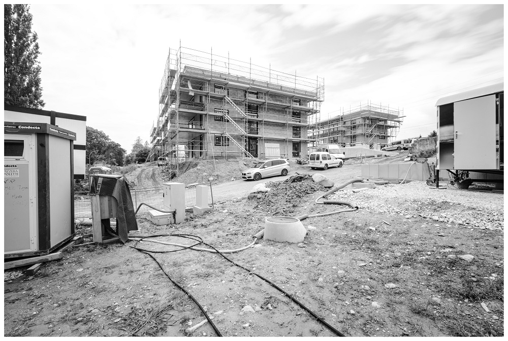 Construction de 3 immeubles à St-Prex