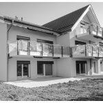 Construction d'un immeuble d'habitation à St-Prex