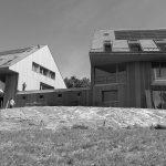 Bernard et Forestier construction de 2 immeubles de 3 logements chacun à Daillens